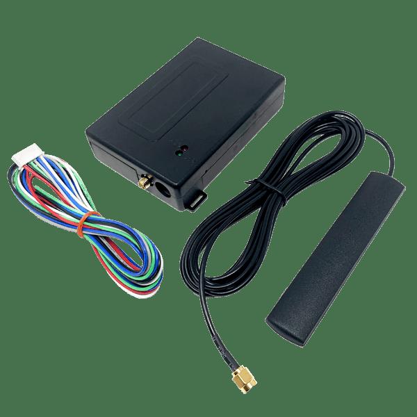 GSM Access Control Unit