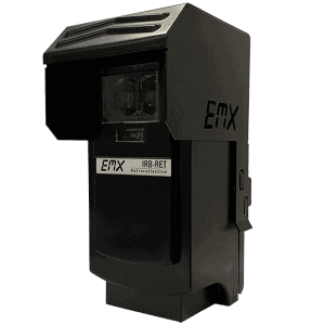 EMX IRB-RET with Hood Photo Eye