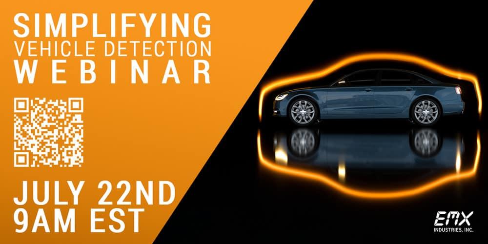 WEBINAR: Simplifying Vehicle Detection