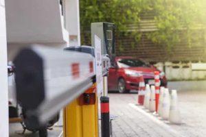 vehicle detector installation