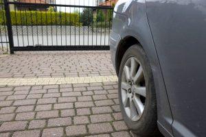 vehicle loop detector near residential gateway