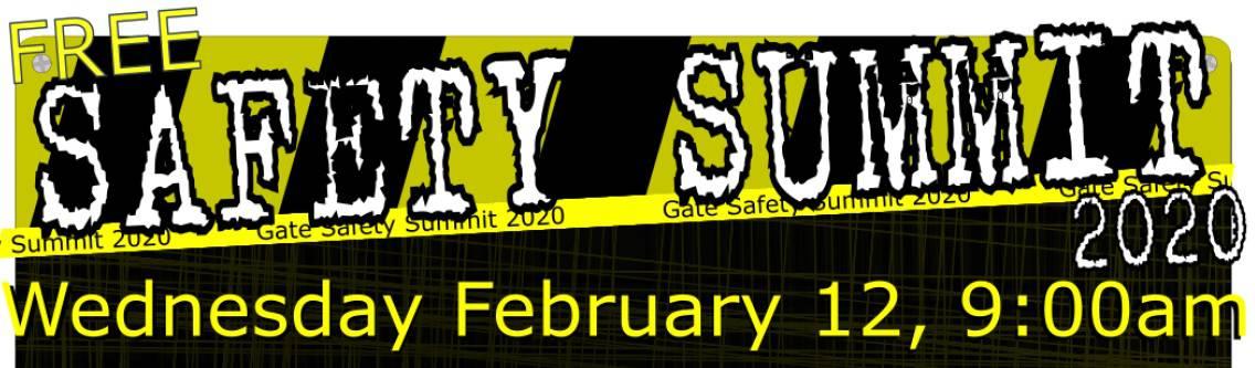 Gate Safety Summit